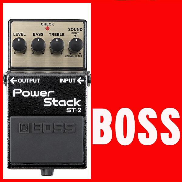 BOSS / ボス ST-2 Power Stack ST2【ディストーション】【御茶ノ水本店】