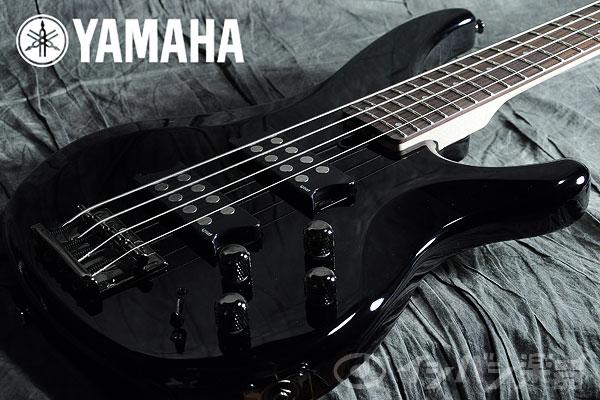 YAMAHA / TRBX304 Black (BLK) 【エレキベース】【ヤマハ】【御茶ノ水本店】
