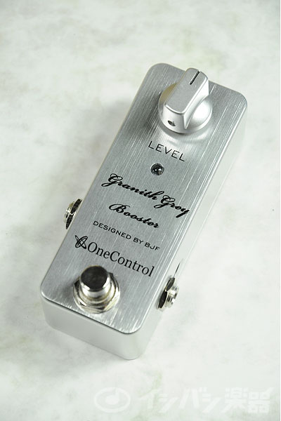 One Control ワンコントロール / Granith Grey Booster 【ブースター】【御茶ノ水本店】