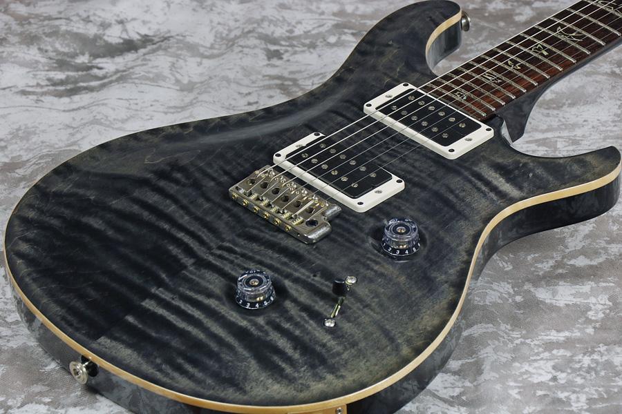 Paul Reed Smith (PRS) / KID Limited Custom24 Normal Top Gray Black Pattern Regular 57/08 《S/N: 15 218312》【御茶ノ水本店】