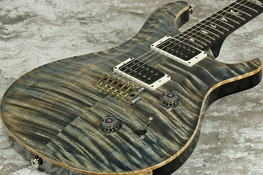 Paul Reed Smith (PRS) / Custom24 Normal Top Pattern Regular Neck / Faded Whale Blue 《S/N : 15 224073 》【御茶ノ水本店】