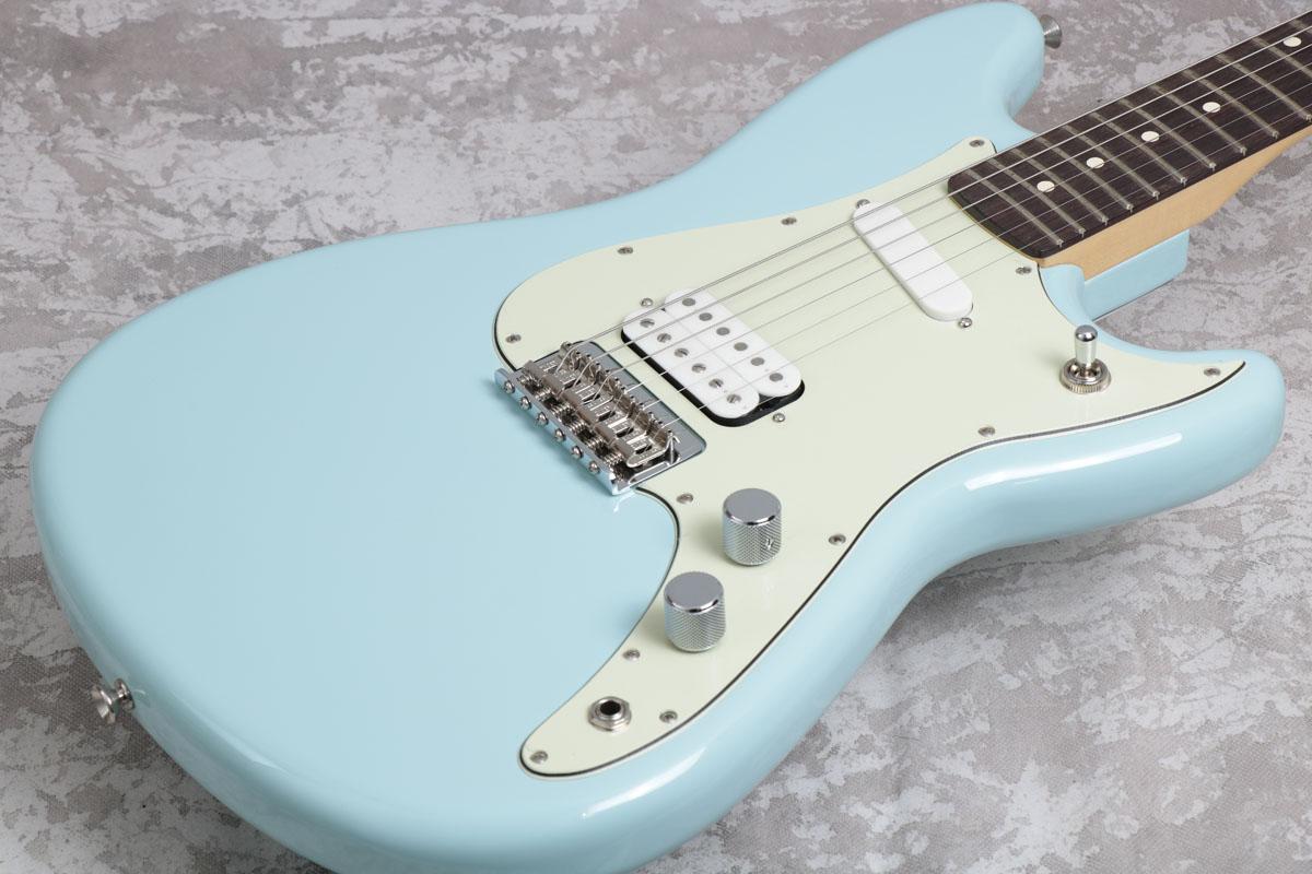 Fender フェンダー / Offset Series Duo Sonic HS Rosewood Daphne Blue 【御茶ノ水本店】