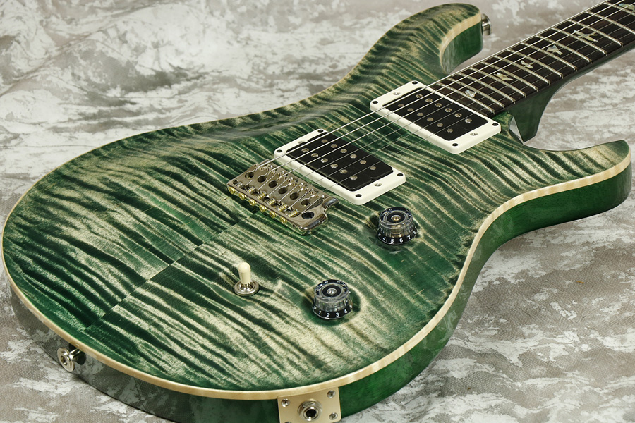 Paul Reed Smith (PRS) / 2016 Limited Custom24 10Top Faded Evergreen (Green Back) 《S/N 232060》【御茶ノ水本店】