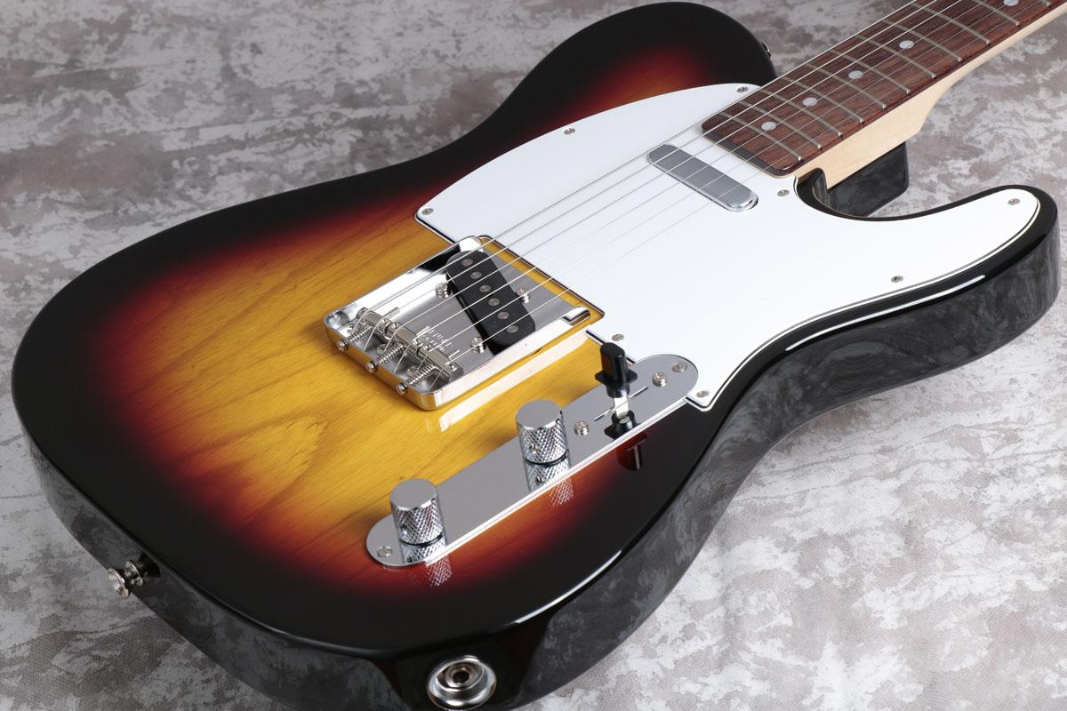 Fender フェンダー/ 2017 Made in Japan Traditional 70s Telecaster Ash 3-Color Sunburst/Rosewood Fingerboard【御茶ノ水本店】