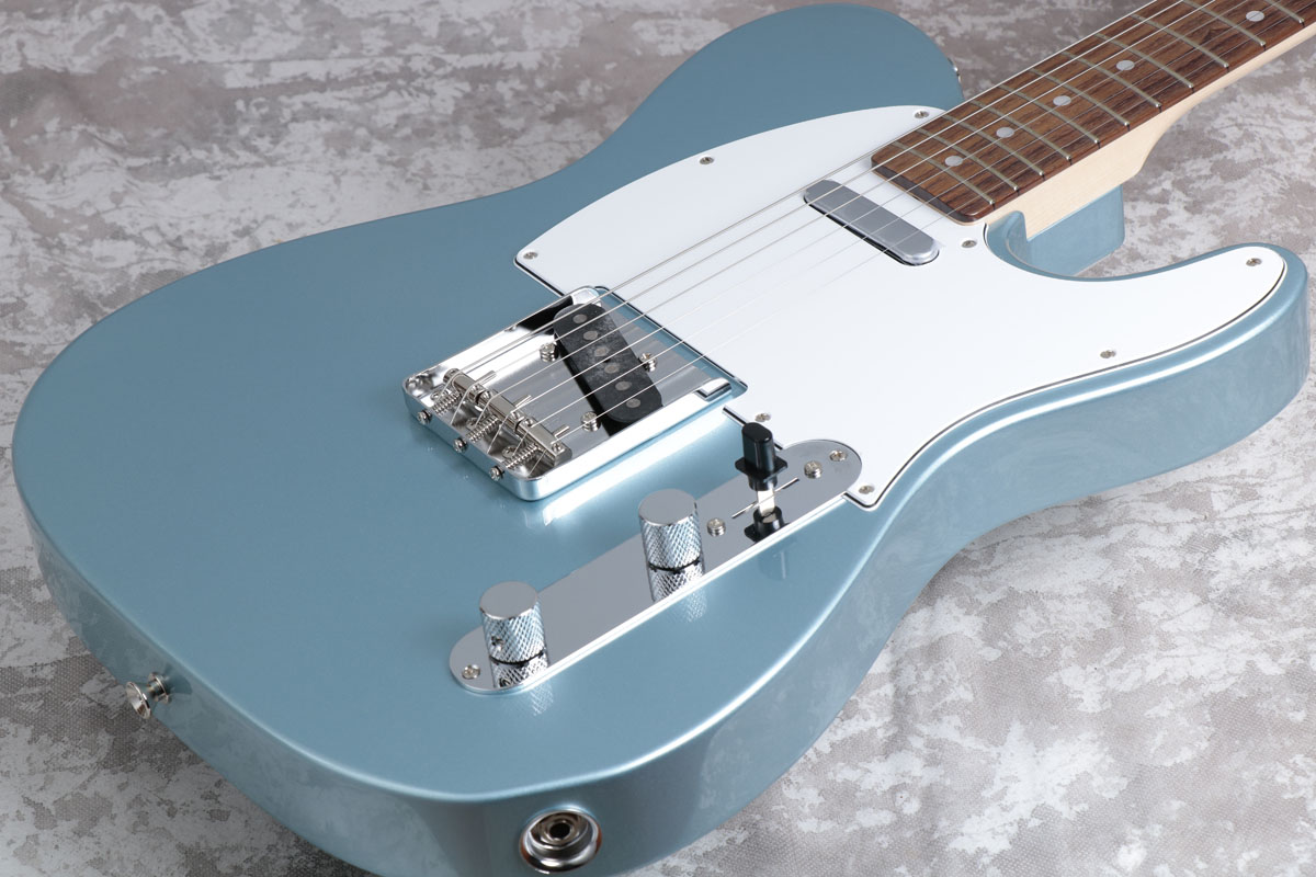 Fender フェンダー/ 2017 Made in Japan Traditional 70s Telecaster Ash Blue Ice Metallic/Rosewood Fingerboard 【御茶ノ水本店】