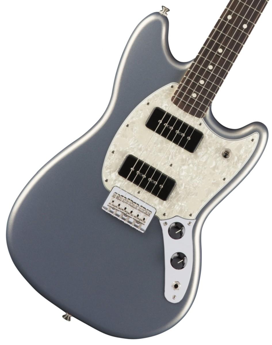 Fender / Offset Series Mustang 90 Rosewood Silver フェンダー【御茶ノ水本店】