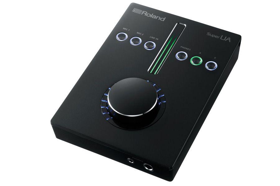 Roland ローランド / Super UA UA-S10 USB オーディオインターフェース (UAS10) 【御茶ノ水本店】 【DIGI】