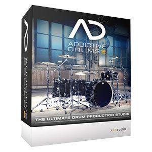 xlnaudio エックスエルエヌオーディオ / ADDICTIVE DRUMS 2 ドラム音源ソフト 【御茶ノ水本店】