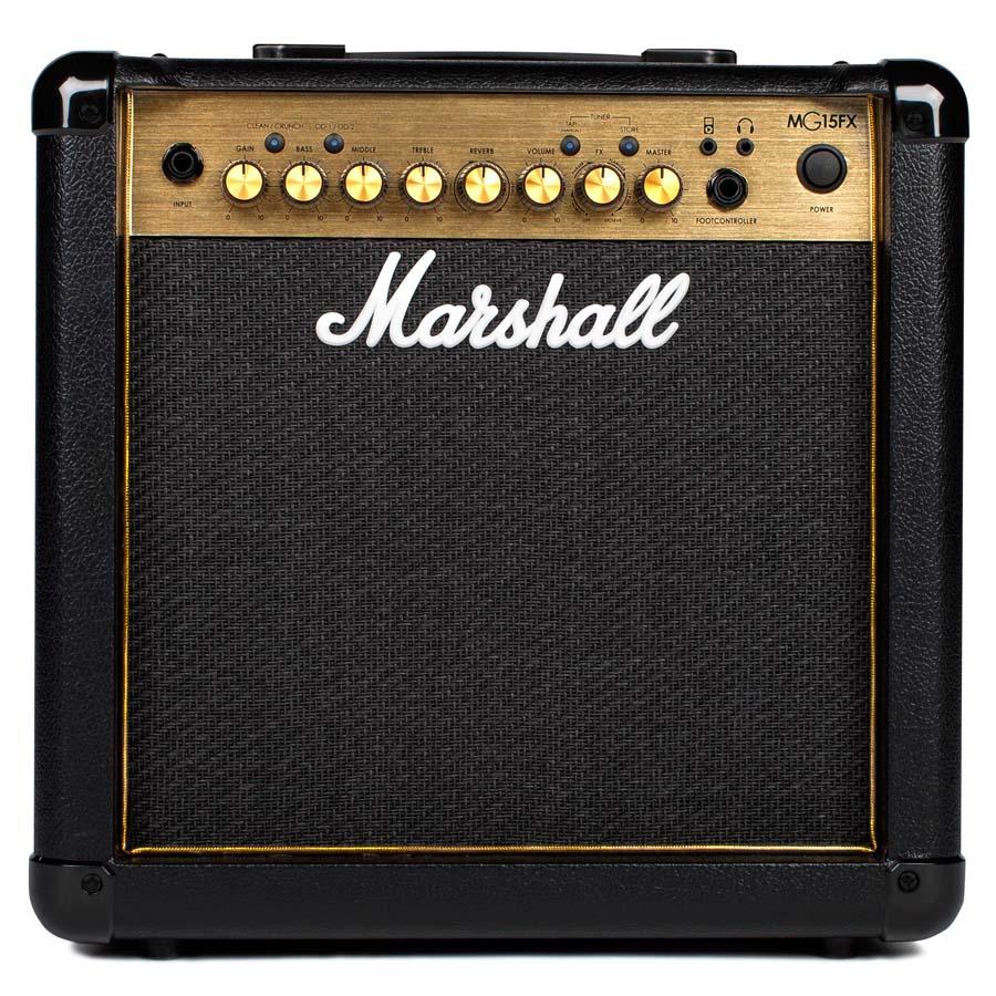 Marshall / MG15FX Guitar amp マーシャル MG-Goldシリーズ 【ギターアンプ】【コンボアンプ】【smtb-u】【名古屋栄店】