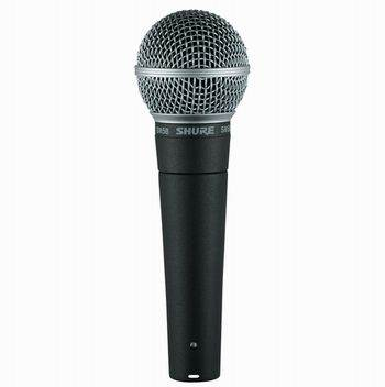 SHURE / SM58-LCE 【お取り寄せ商品】【名古屋栄店】