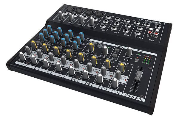 MACKIE / MIX12FX アナログミキサー【お取り寄せ商品】【名古屋栄店】