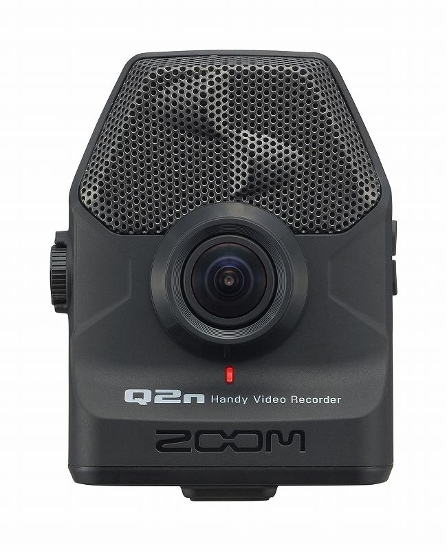 ZOOM / Q2n ハンディビデオレコーダー【お取り寄せ商品】【名古屋栄店】