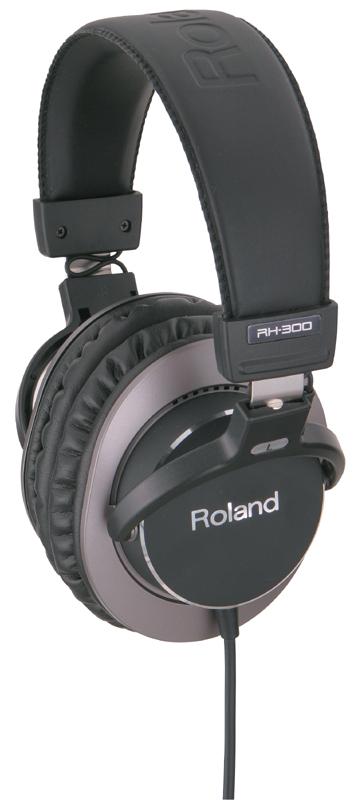 Roland (ローランド)/ RH-300 モニター ヘッドフォン【お取り寄せ商品】【名古屋栄店】