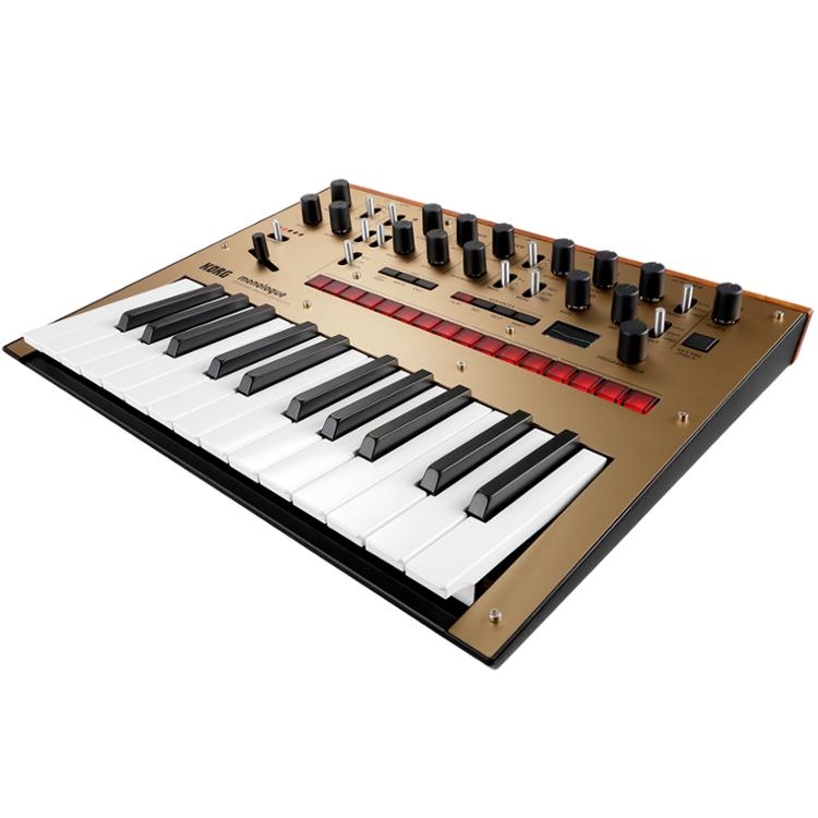 KORG アナログシンセサイザー / monologue-GD【お取り寄せ商品】【名古屋栄店】