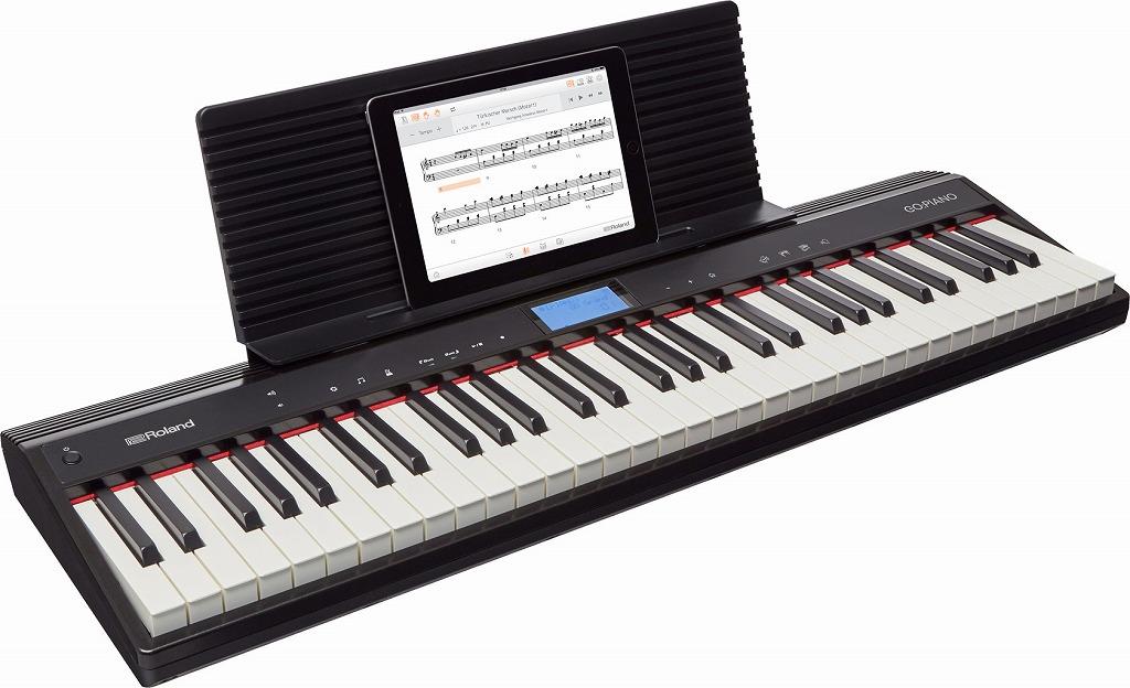 Roland エントリー・キーボード / GO-61P GO:PIANO 【名古屋栄店】