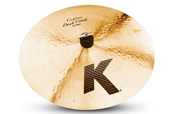 K CUSTOM(Zildjian) / (ジルジャン) K Custom 16 Dark Crash 【トラディショナル仕上げ】【名古屋栄店】