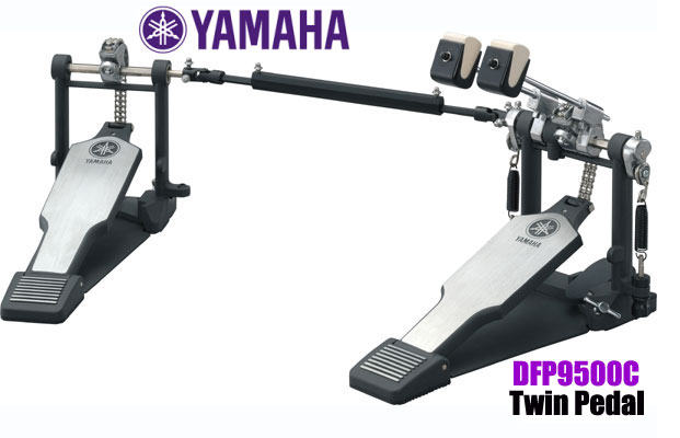 YAMAHA / DFP9500C Twin Pedal 【専用ケース付き】【名古屋栄店】