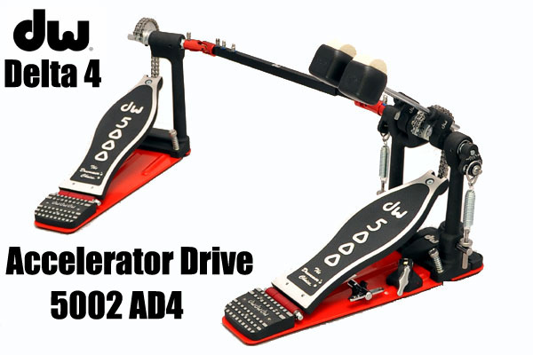 DW ディーダブリュ/ Delta 4 Series 5002AD4 Accelerator Drive 【専用ケース付き】【名古屋栄店】