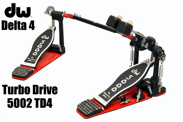 DW ディーダブリュ/ Delta 4 Series 5002TD4 Turbo Drive 【専用ケース付き】【名古屋栄店】