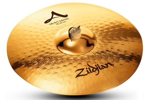 ZILDJIAN / (ジルジャン) A Zildjian 18 Heavy Crash 【ブリリアント仕上げ】【名古屋栄店】