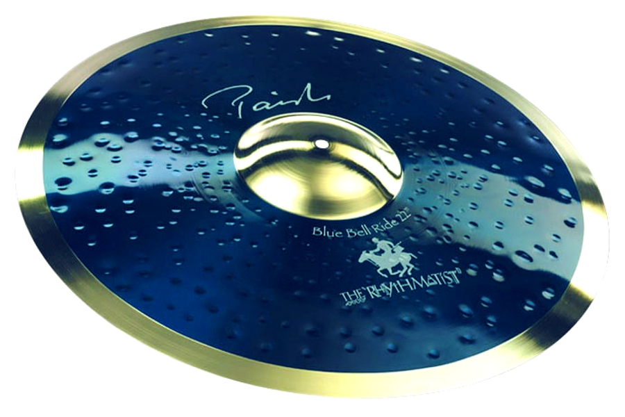 Paiste パイステ/ The Paiste Line Signature 22 Blue Bell Ride STEWART COPELAND inspiration ~Rhythmatist~ 【シンバル】【ライド】【名古屋栄店】