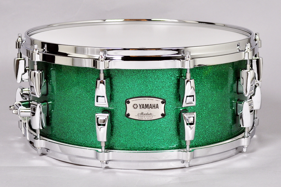 YAMAHA ヤマハ / Absolute Hybrid Maple Series AMS1460 Jaded Green 【ソフト・ケース付き】【名古屋栄店】