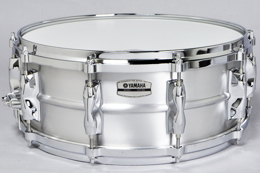 YAMAHA Aluminium/ Recording Custom RAS1455 Custom Aluminium Shell RAS1455【福岡パルコ店】, シンシロシ:4da9d138 --- makeitinfiji.com