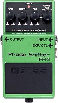 【新品】BOSS (ボス) / PH-3 Phase Shifter 【フェイザー】【エフェクター】【名古屋栄店】