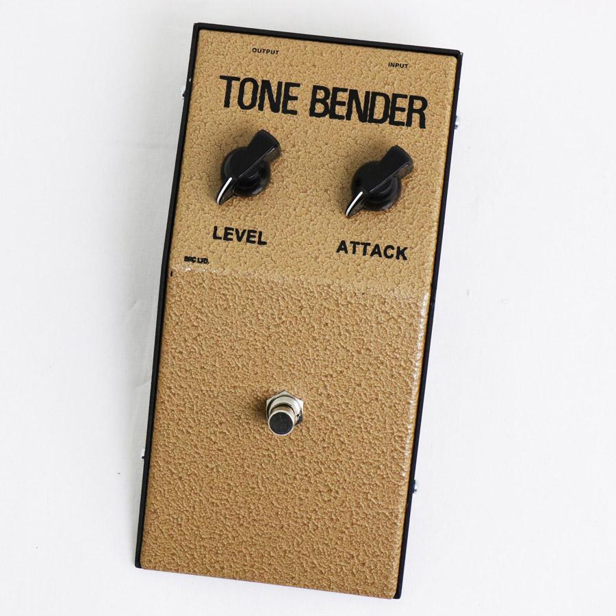 The British Pedal Company / VS T.BENDER MK1【ブリティッシュペダルカンパニー】【エフェクター】【ファズ】【smtb-u】【名古屋栄店】