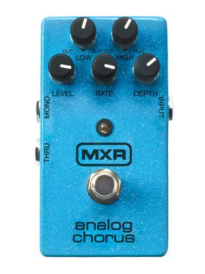 MXR エムエックスアール M234 Analog Chorus【 Effector エフェクター 】【コーラス】【渋谷店】