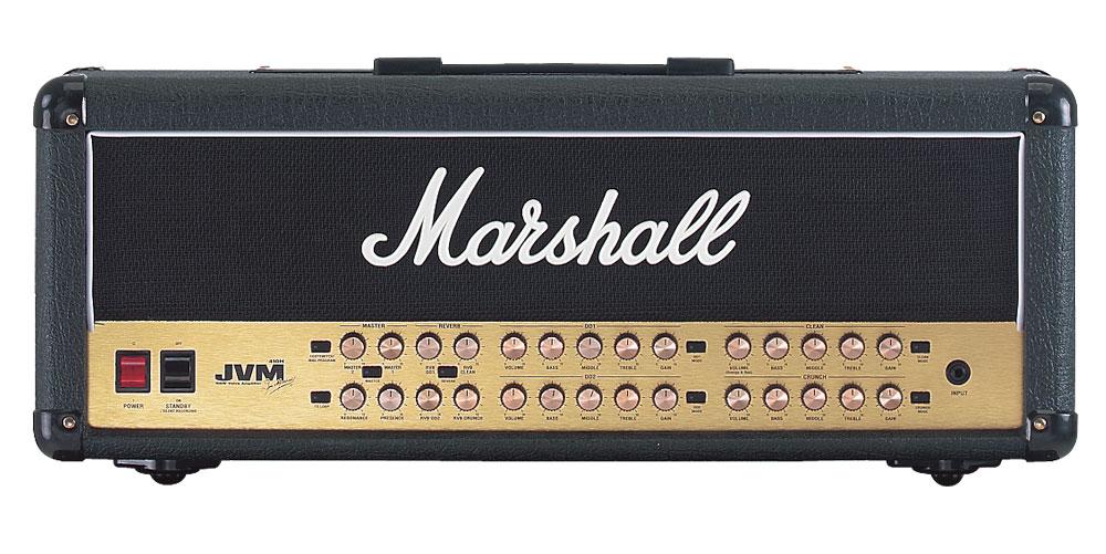 Marshall マーシャル JVM410Hマーシャル アンプ ヘッドアンプ 100W 4チャンネル 3モード【渋谷店】