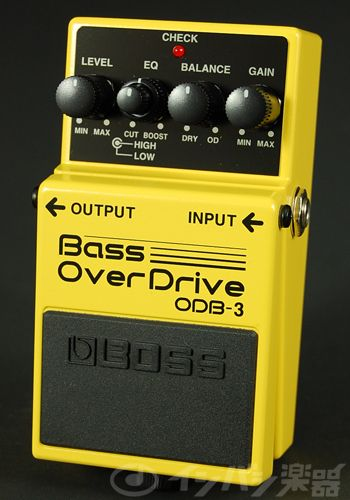 BOSS / ODB-3 Bass OverDrive 【渋谷店】