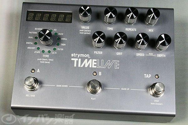 Strymon / TIMELINE 【渋谷店】