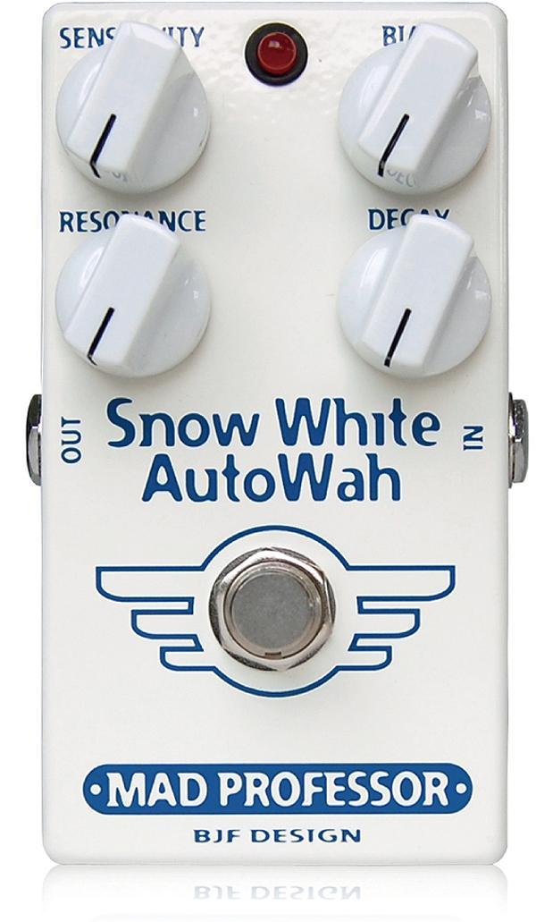 MAD PROFESSOR New Snow White Auto Wah【オートワウ】【福岡パルコ店】