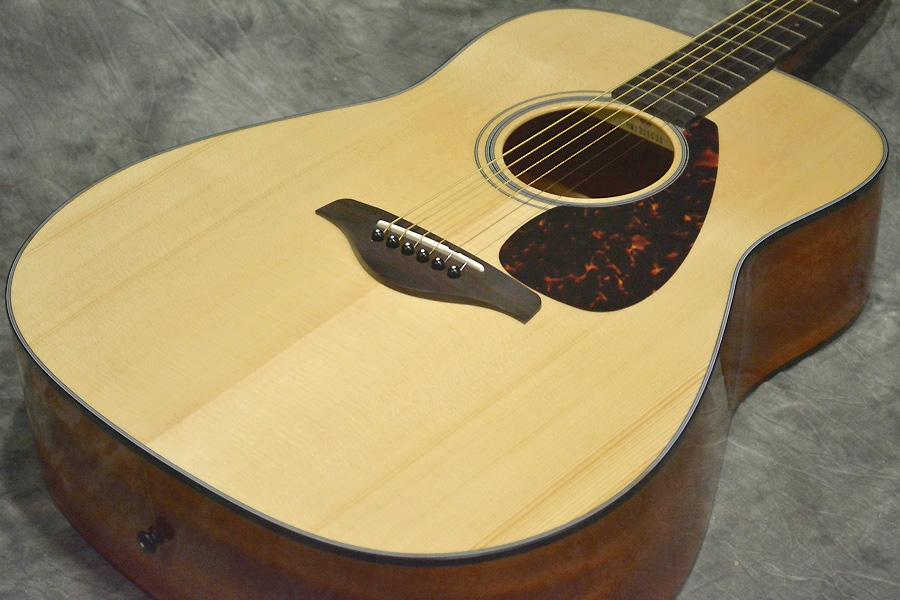 YAMAHA / FG Series FG800 Natural(NT)【FG-800】【ヤマハ】【アコースティックギター】【新宿店】