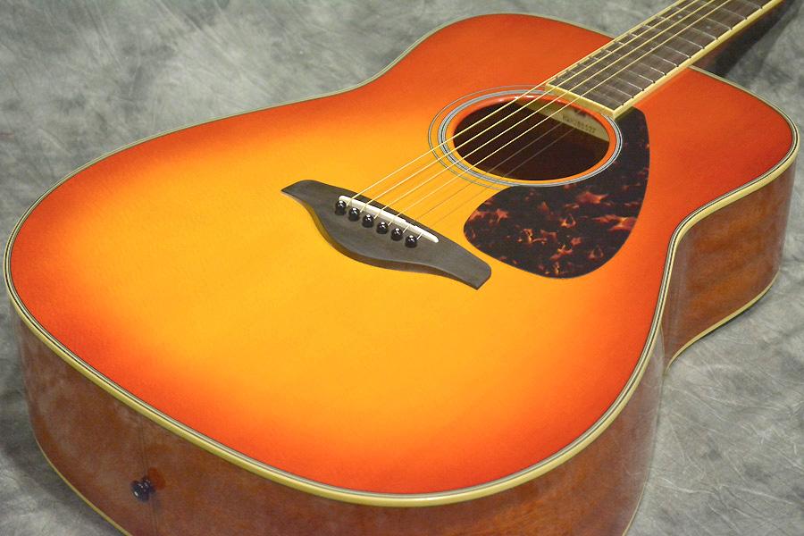 YAMAHA / FG Series FG820 Autumn Burst(AB)【FG-820】【ヤマハ】【アコースティックギター】【横浜店】