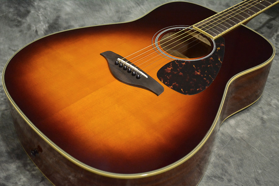 YAMAHA / FG Series FG820 Brown Sunburst(BS)【FG-820】【ヤマハ】【アコースティックギター】【新宿店】