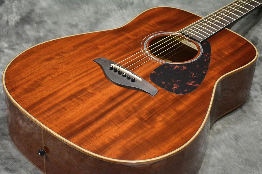 YAMAHA / FG Series FG850 Natural(NT)【FG-850】【ヤマハ】【アコースティックギター】【横浜店】