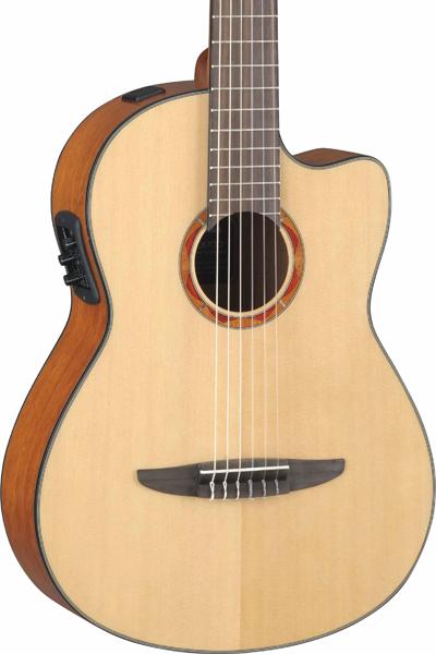 YAMAHA / NCX700 Natural (NT) 【クラシックギター(エレガットギター)】【ヤマハ】【NCX-700】【ナチュラル】【横浜店】