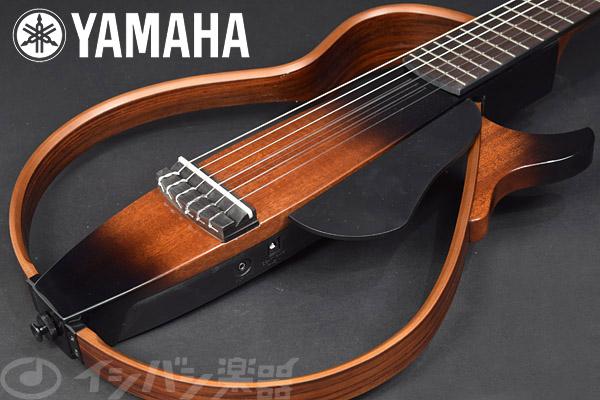 YAMAHA SLG200N TBS (タバコブラウンサンバースト) ヤマハ サイレントギター ナイロン弦仕様 【新宿店】