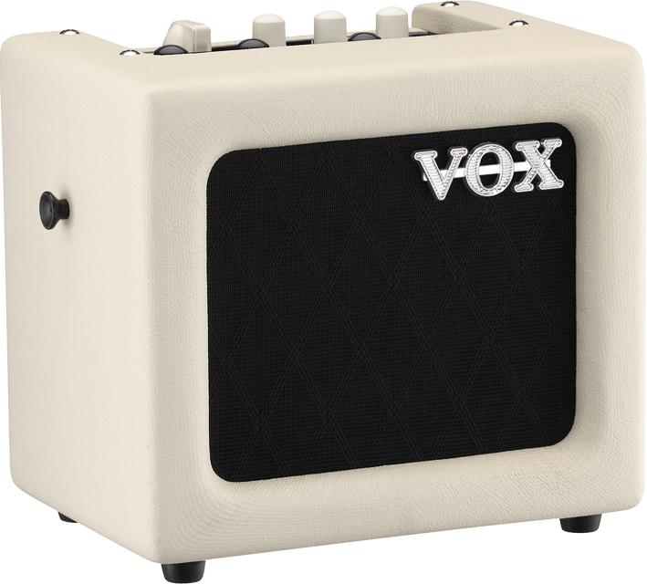 VOX / Mini3 G2 Modeling Guitar Amplifier Ivory 【ボックス】【ミニ3G2】【モデリングギターアンプ】【コンボアンプ(Combo Amplifier)】【新宿店】