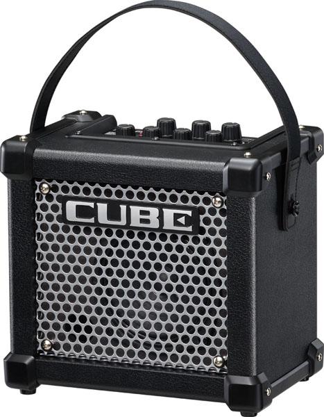 Roland / Micro Cube GX Black Guitar Amplifier 【ギターアンプ】【ローランド】【マイクロキューブGX】【ブラック】【M-CUBE GX】【新宿店】