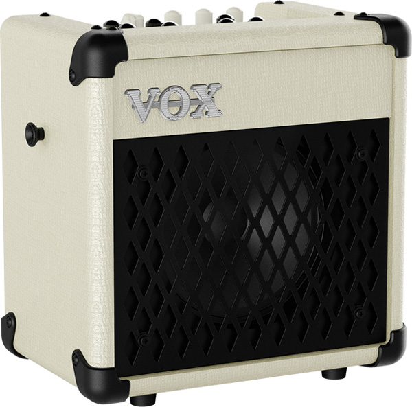 VOX / MINI5 Rhythm Ivory (IV) Modeling Guitar Amplifier with Rhythm 【ボックス】【ミニ5リズム】【新宿店】