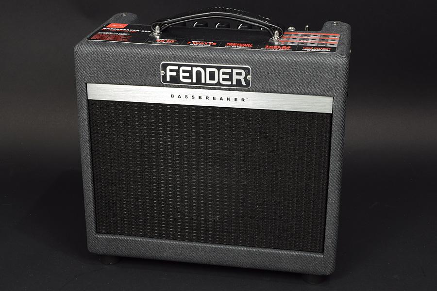 Fender USA / Bassbreaker 007 Combo【ギターアンプ】【7Wコンボアンプ】【フェンダー】【ベースブレイカー】【新宿店】