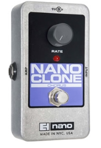 electro-harmonix / Nano Clone 【エレクトロハーモニクス】【ナノクローン】【コーラス】【新宿店】