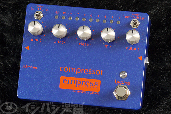 Empress / Compressor 【エフェクター】【エンプレス】【コンプレッサー】【新宿店】