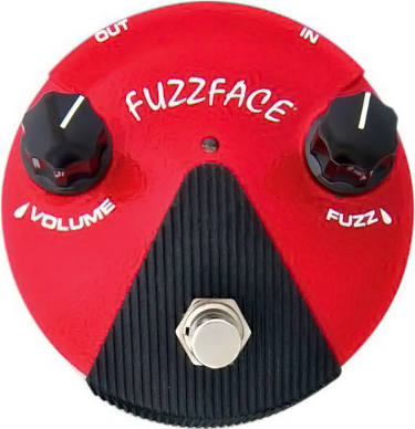 Jim Dunlop / FFM2 Germanium Fuzz Face Mini Distortion 【エフェクター】【ジムダンロップ】【FFM-2】【ゲルマニウムファズフェイスミニディストーション】【新宿店】