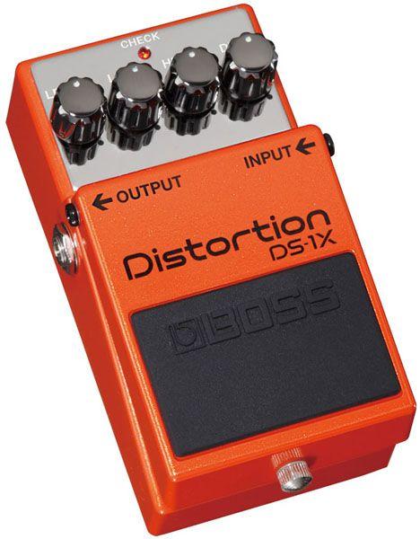 BOSS / DS-1X Distortion 【エフェクター】【ボス】【ディストーション】【新宿店】