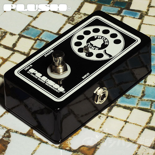 Fuchs / Plush FX Pedals PHONE TONE 【フュークス】【ローファイ化フィルター】【展示品特価】【新宿店】