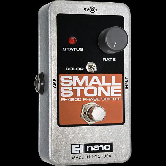 electro-harmonix / Small Stone Analog Phase Shifter 【エレクトロハーモニクス】【スモールストーン】【フェイザー】【福岡パルコ店】